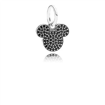 Disney, Sparkling Mickey Icon 791446nck